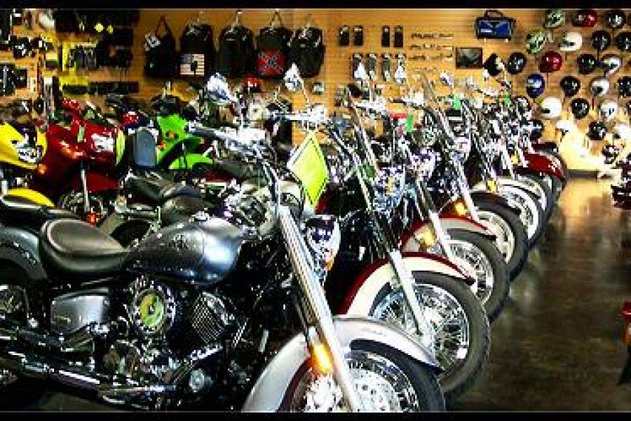 Motorcycle – Australian Sales Rise in 2016
