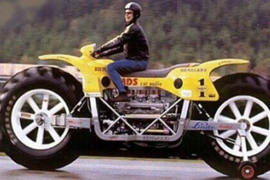 The 5 weirdest motorcycles